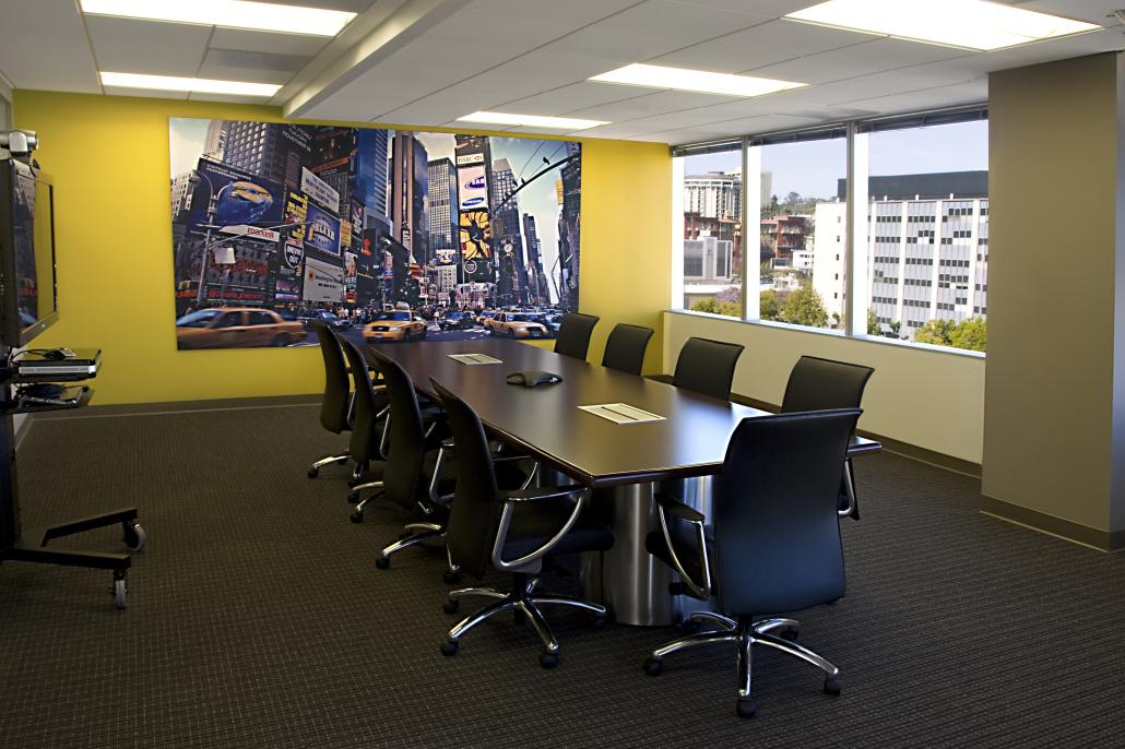 Deposition Arbitration Room