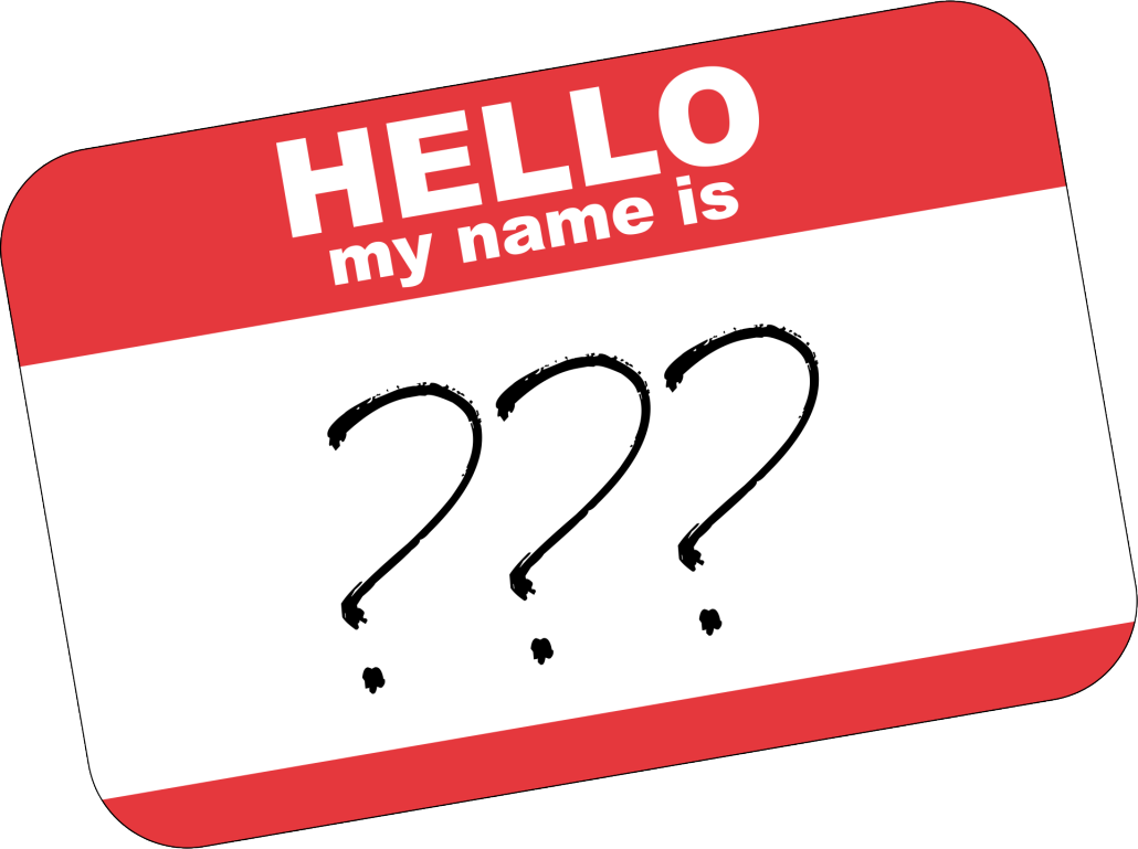 Court Reporters and Legal Videographers - What is Witness' Name?